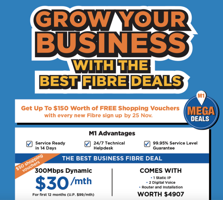 M1 Sitex 2018 Biz Fiber Deal 1